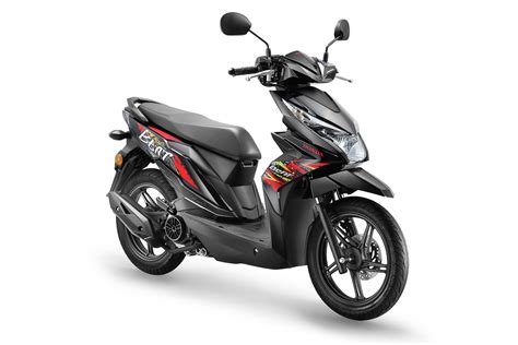 Honda Beat Dan Vario boon siew honda launches updated 2017 honda beat rm5 724