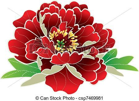 new year flower vector new year flower illustration vector clip