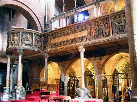 banco san geminiano cattedrale metropolitana di santa assunta in cielo e
