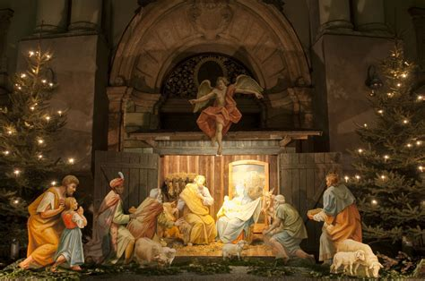 first nativity scene saint francis christmas history