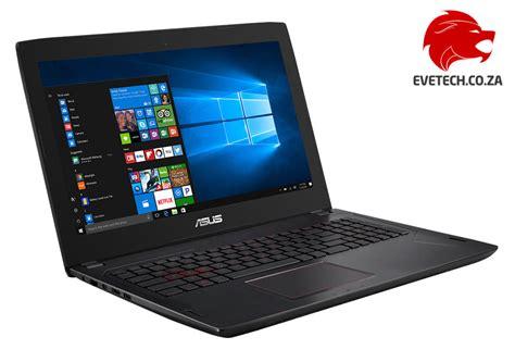 Asus Gaming Laptop Buy buy asus fx502vm i7 gtx 1060 gaming laptop with 16gb ram free shipping at evetech co za