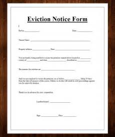 free template for eviction notice eviction notice form template newhairstylesformen2014