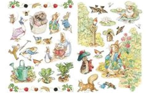 beatrix potter wall stickers beatrix potter mural stickers rabbit decal rabbit for baby