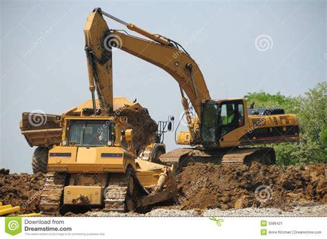 Cat Consruction construction caterpillar equipment stock image image 5586421