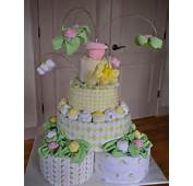 Topsy Turvy Diaper Cakes – Information &amp Videos On How To Make A