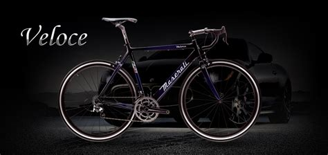 maserati bike maserati bicycles by milani bikerumor