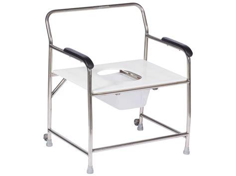 Commode Shower Chair by Commode Shower Chair 318kg Nightingale Beds