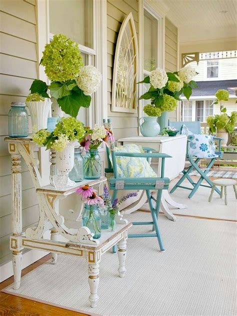 shabby chic decorating ideas for porches and gardens hgtv shabby chic front porch look cozy spaces pinterest