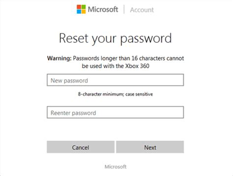 reset microsoft online services password how to unlock dell xps laptop windows 10 password forgot
