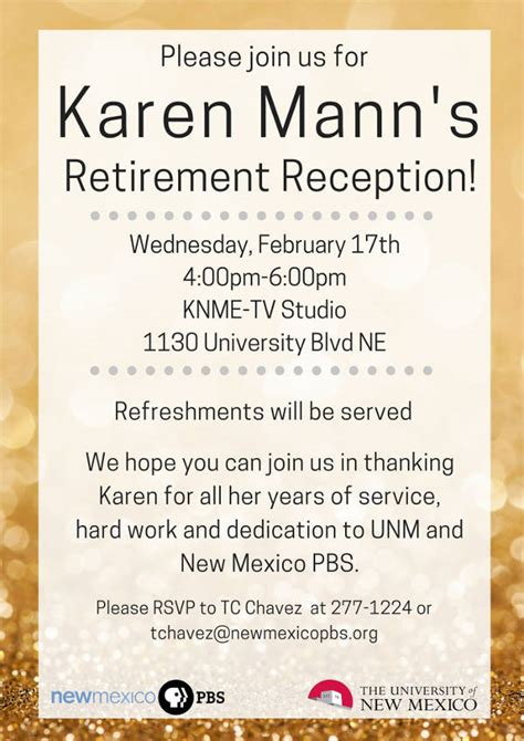 invitation flyers templates free retirement flyer images