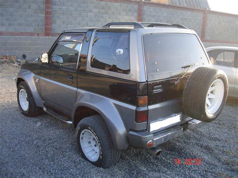 1990 daihatsu rocky 1990 daihatsu rocky pictures 1 6l gasoline manual for sale