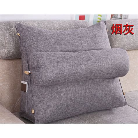 sofa wedge pillow adjustable sofa bed chair rest neck support back wedge