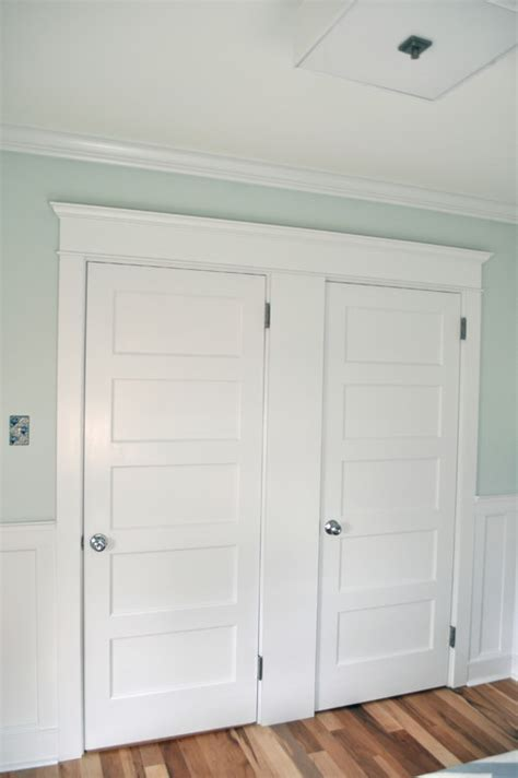 interior door trim molding for 8 foot ceilings house trimwork to architrave or not ceilings are