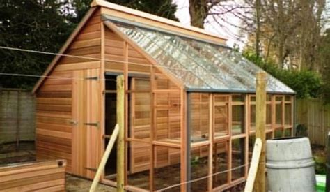 Garden Shed And Greenhouse Combination by The Shed Greenhouse Combo Garden Sheds