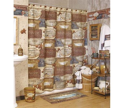 country bathroom decor ideas for primitive country decor for bathroom walls