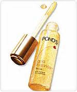 Serum Gold Ponds ponds gold radiance products