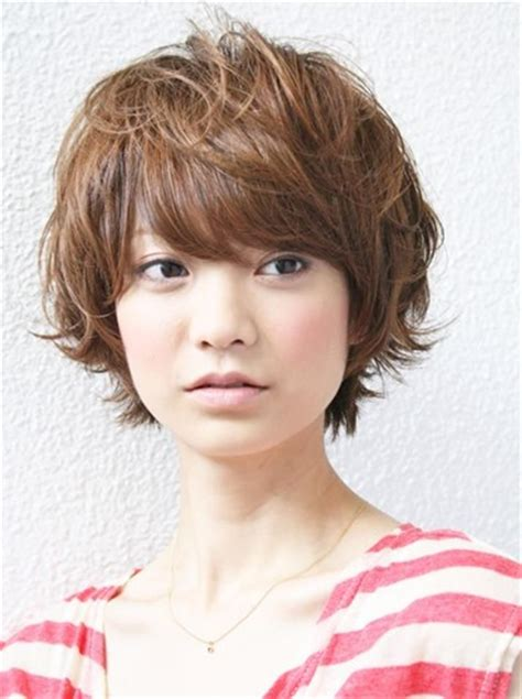short hairstyles 2013 asian women over 50 short 13 delicate short wavy hairstyles for 2014 pretty designs