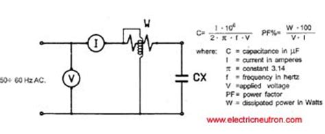 capacitor basic formulas single phase capacitor sizing electrical engineering centre