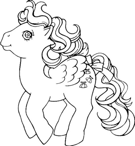 pony coloring pages coloring ville