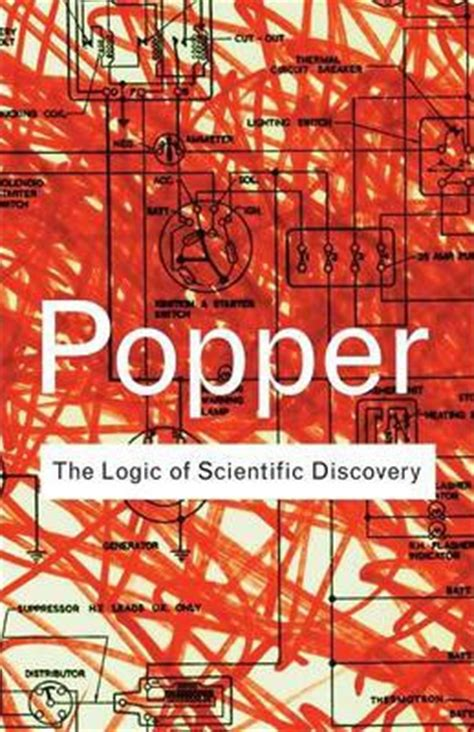 logic the physics of animal books the logic of scientific discovery sir karl popper