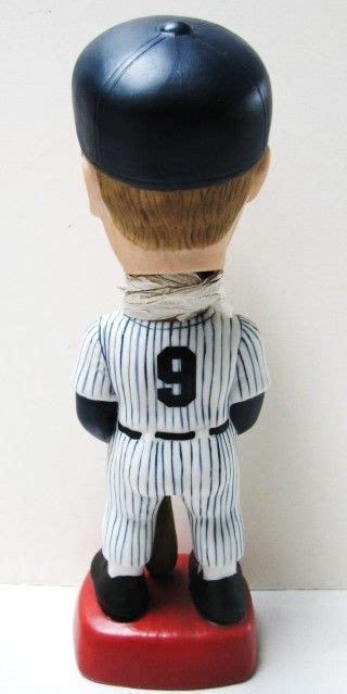 bobblehead box lot detail roger maris sams bobblehead w box