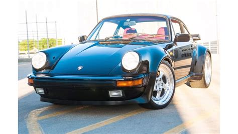 1982 porsche 911 turbo 3 3 for sale porsche 911 3 3 turbo 1982 for sale prewarcar