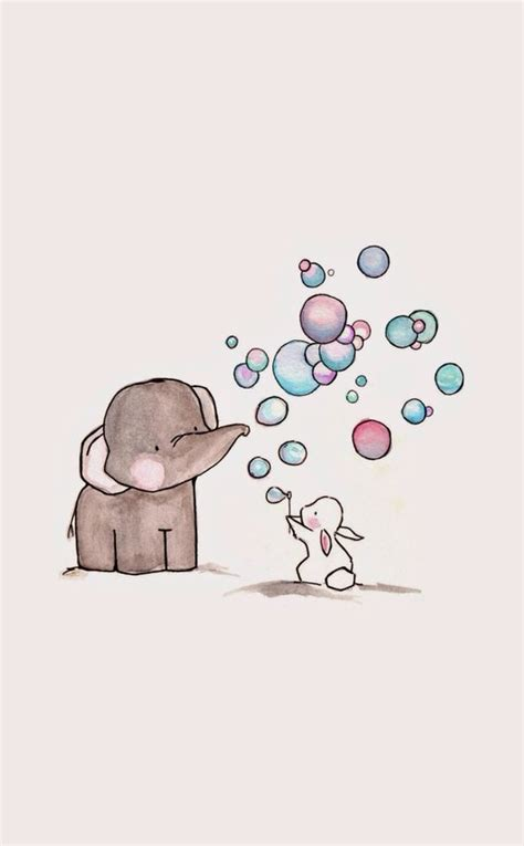 wallpaper iphone 6 elephant cute find more kawaii wallpapers for your iphone