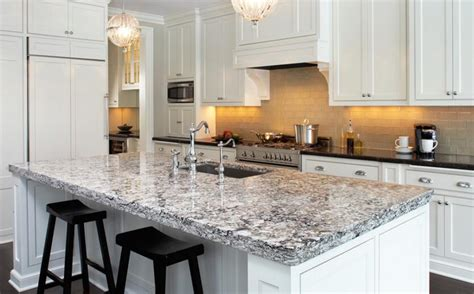 Spray Granite Countertops by Spray White Granite For Kitchen Countertops