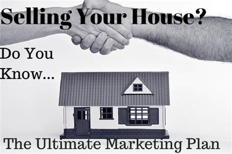 marketing plan to sell a house marketing plan for selling a house house design plans