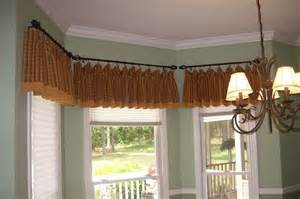 Curtains For Bay Window Bay Window Curtain Rods Irepairhome