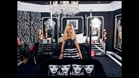 paris hilton bedroom celebrity bedroom design ideas by teen bedroom net youtube