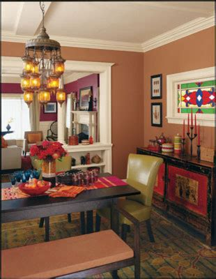 brandywine sw 7710 eclectic dining room by sherwin williams
