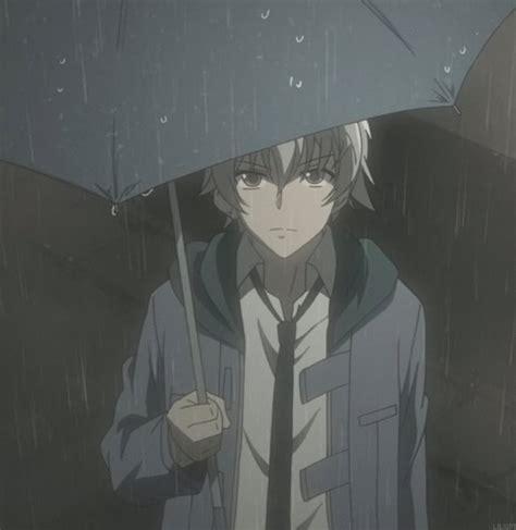 anime gif rain rain in anime