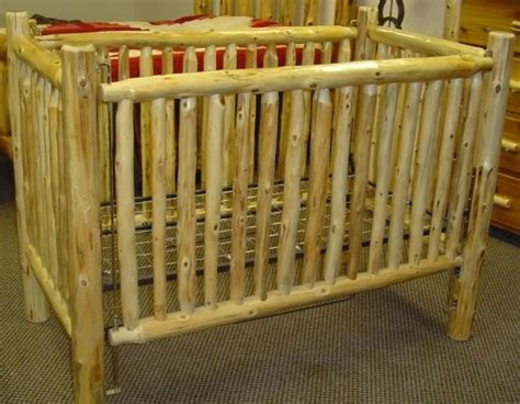 527 Best Images About Old Hickory Twig Log Birch And Log Baby Cribs