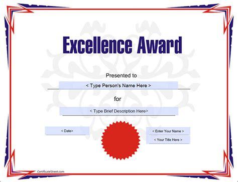 presentation certificate template 22 certificate template