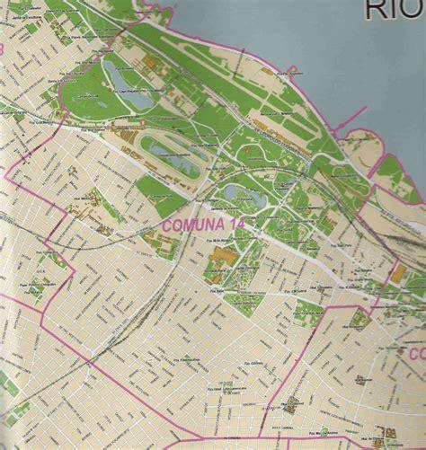 imagenes satelitales buenos aires mapa capital palermo