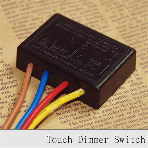table l touch dimmer switch table l touch dimmer designer tables reference