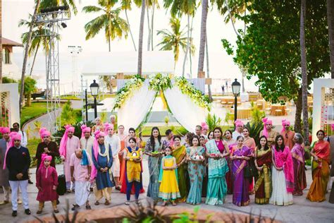An Intimate wedding at Bay 15 in Goa   WhatKnot Wedding