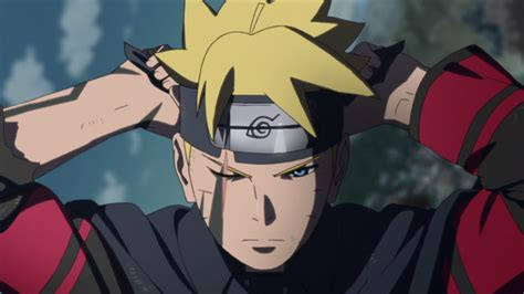 Boruto Headband | boruto wears leaf headband daily anime art