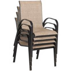Sling Patio Chair Oscar Sling Patio Chair Gls Chr2