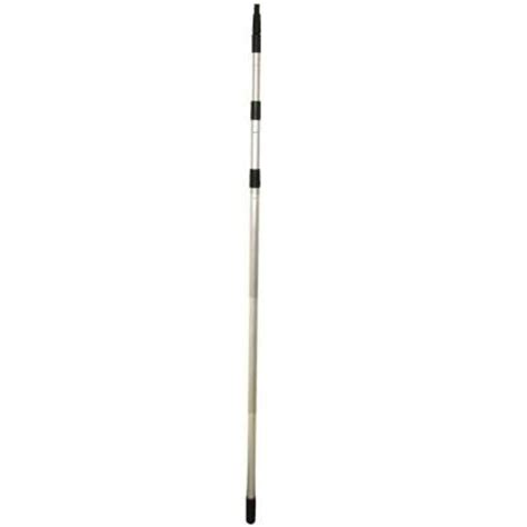 bulb changer with telescoping sections bayco 16 ft aluminum telescopic pole with 3 sections lbc
