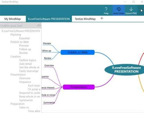 Home Map Maker Software Free Windows 10 Mind Map Maker App Textize Mind Maps