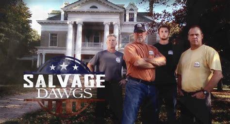 salvage dogs salvage dawgs season 7 salvage dawgs season 7 2017
