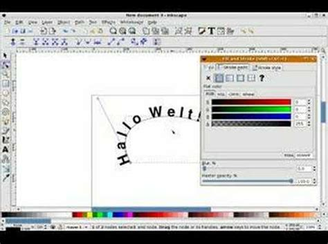 inkscape tutorial deutsch video inkscape tutorial 2 youtube