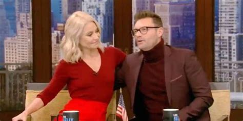 what device does kelly ripa use on her hair kelly ripa speaks out in support of ryan seacrest on live