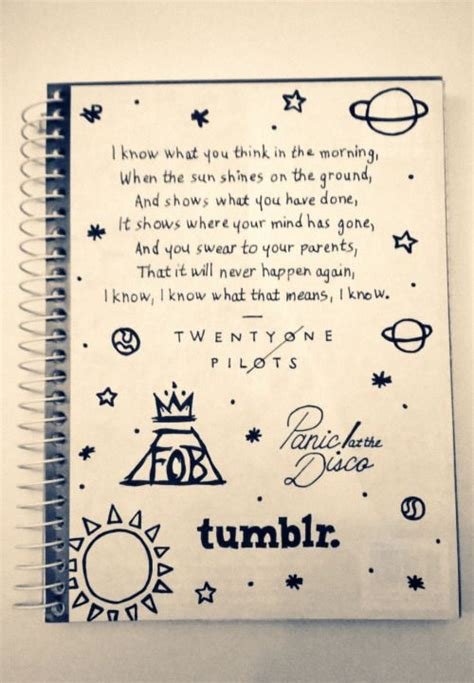doodle de do lyrics notebook doodles search