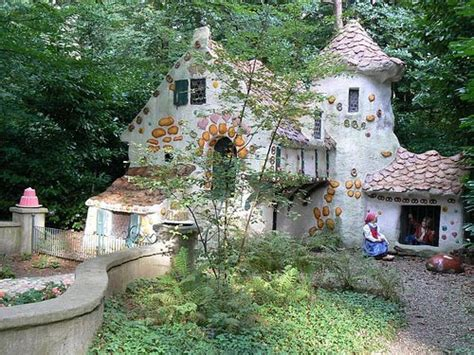 Storybook Cottage Floor Plans 45 Fairy Tale Houses In Real World Damn Cool Pictures