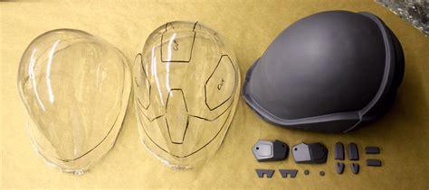 foam helmet template the gallery for gt diy predator motorcycle helmet