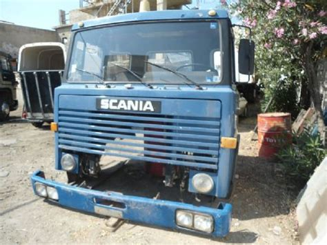 Scania Truck Cabin by Scania 141 Cabin Truck From Greece For Sale At Truck1 Id