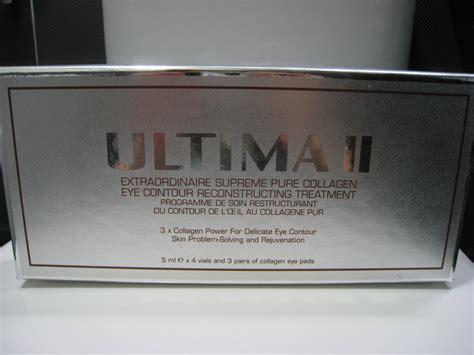 Collagen Ultima ultima ii extraordinaire supreme